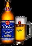 DaDo Bier Original, cerveja DaDo Bier