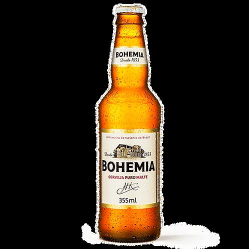 Cerveja Bohemia Puro Malte LN 355ml