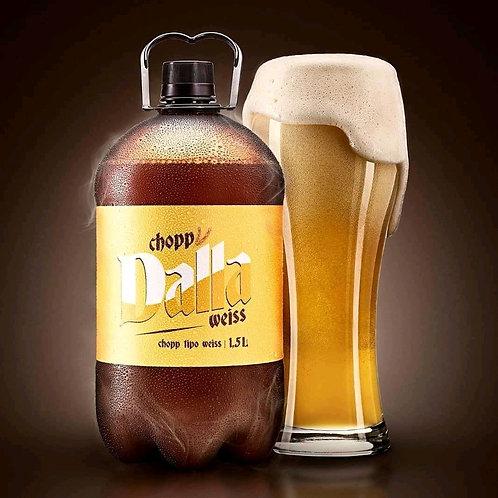 Chopp Dalla Weiss 1,5 litros
