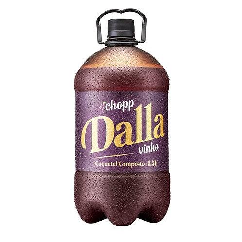 Chopp Dalla de Vinho 1,5 litros