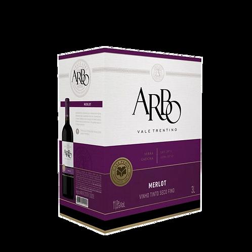 Arbo Reservado Merlot Bag-in-box 3litros