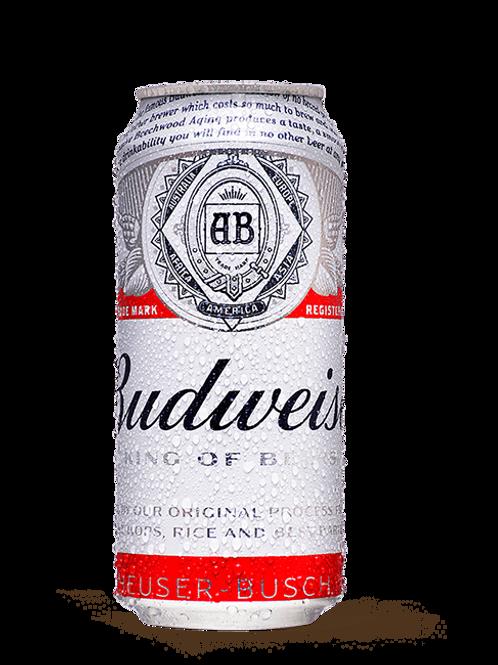 Cerveja Budweiser Lata 473ml