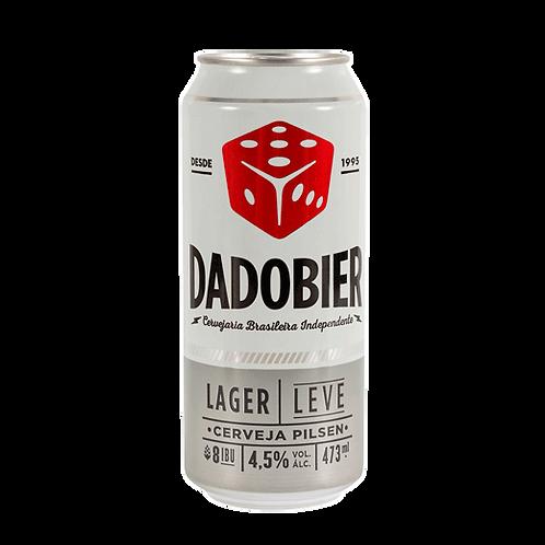 Cerveja DaDo Bier Lager Leve Lata 473ml