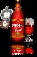 DaDo Bier Red Ale, cerveja DaDo Bier