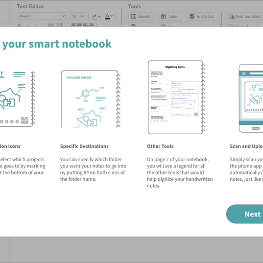 Smart Notebook Explanation - 2