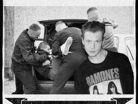 Криминально-панковские разборки