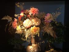 Blumenfeuerwerk Seidenblumen Messen & Ta