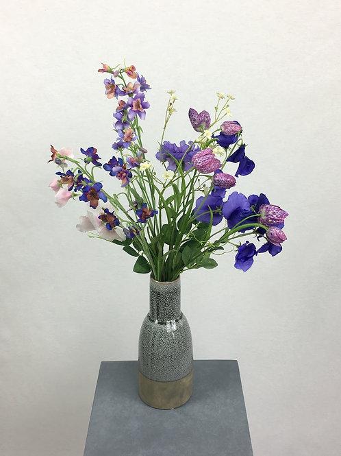 Blumenstrauss Blau Smila Höhe 55cm bis 60cm