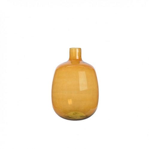 Vase Oker Recycled Glass 17x24