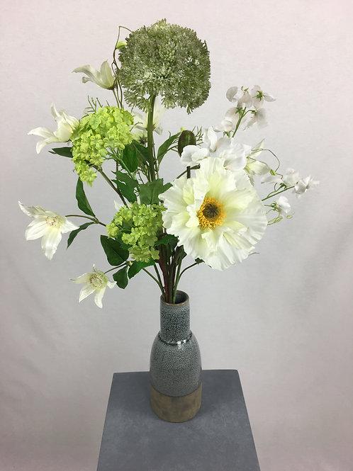 Blumenstrauss Weiss Marielisa Größe: Höhe 65cm bis 70cm