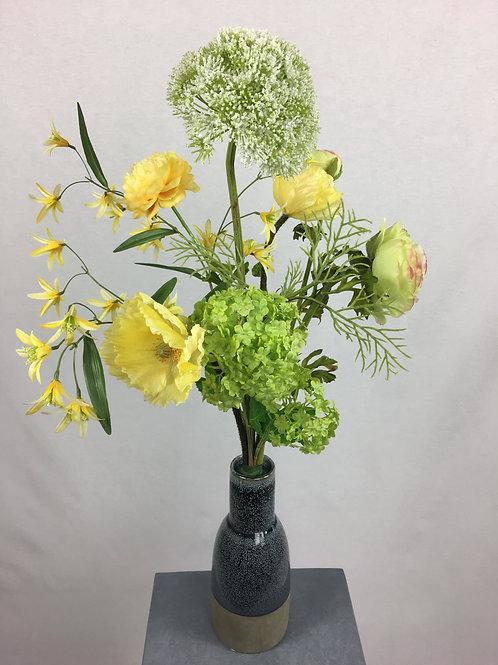 Blumenstrauss Gelb Marielisa Größe: Höhe 65cm bis 70cm
