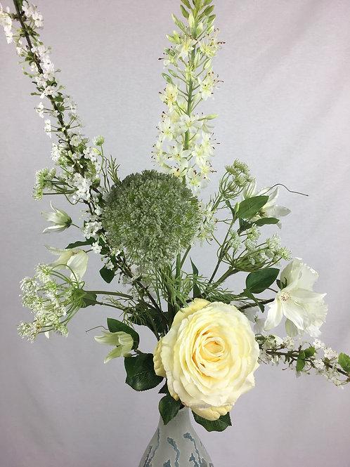 Blumenstrauss Weiss Xenia Größe: Höhe 105cm bis 110cm