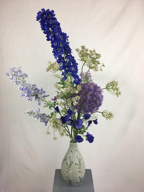 Blumenstrauss Blau Xenia Größe: Höhe 105cm bis 110cm