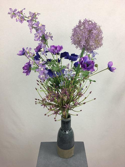 Blumenstrauss Blau Marielisa Größe: Höhe 65cm bis 70cm