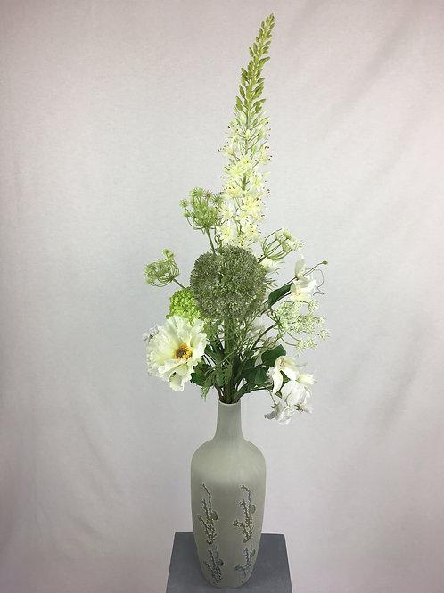 Blumenstrauss Weiss Lotta Größe: Höhe 95cm bis 100cm