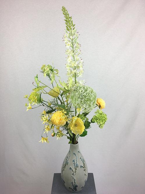 Blumenstrauss Gelb Lotta Größe: Höhe 95cm bis 100cm