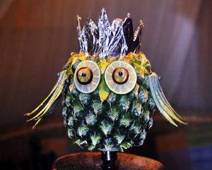 Custom Fruit Head