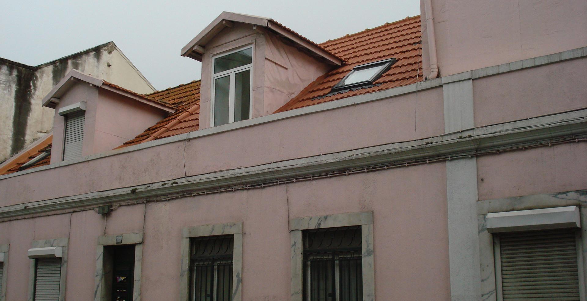 Remodelação de Apartamento na Rua Maria Pia