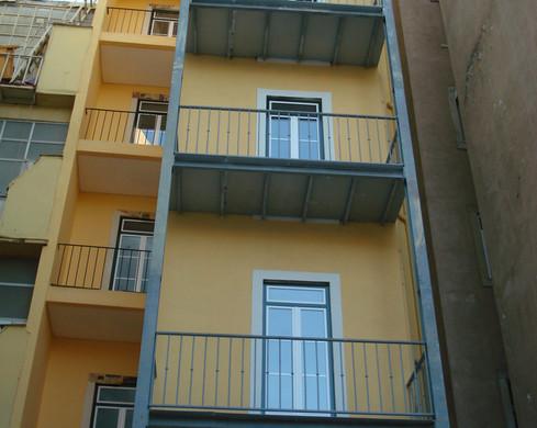 Reabilitação de Edifício em Lisboa