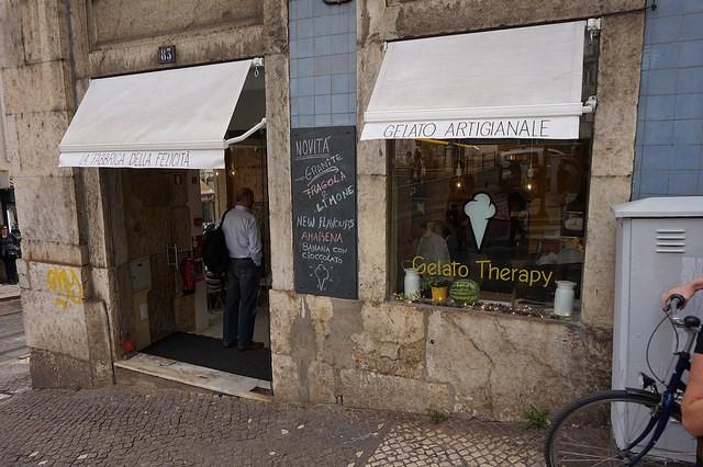 Gelataria Lisboa