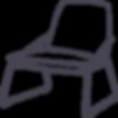 fauteuil design 20e moderne