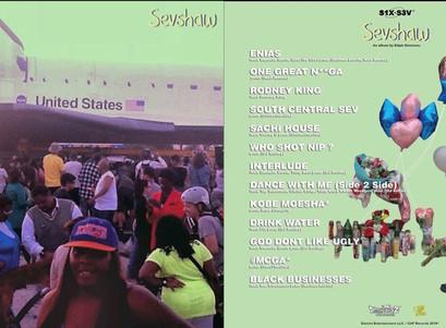 SixSev  SEVSHAW Listening Party Recap. Album Now Streaming!