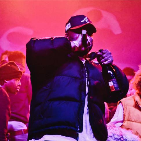 City Chvmp Wallflower Live @ The Regent + Recap