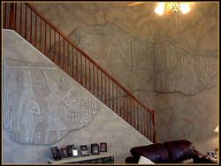 EGYPTIAN WALL
