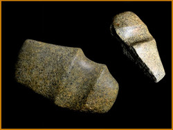 3/4 GROOVED AXE