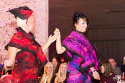 Velvet Fashion Show