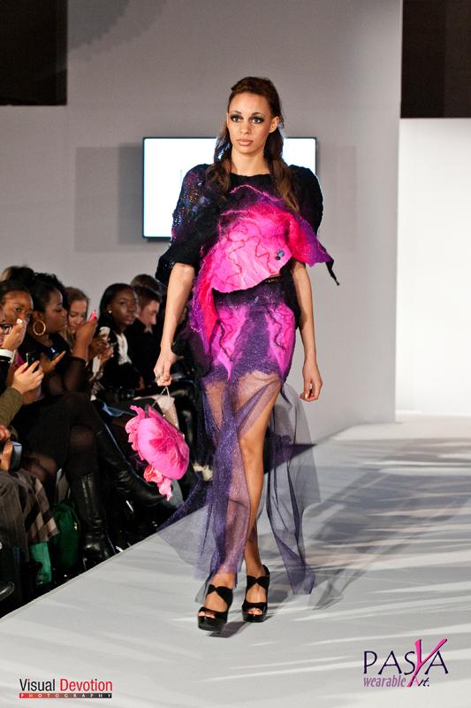 Model: Jennifer Okolie