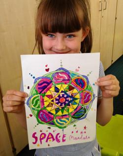 Mandala Colouring