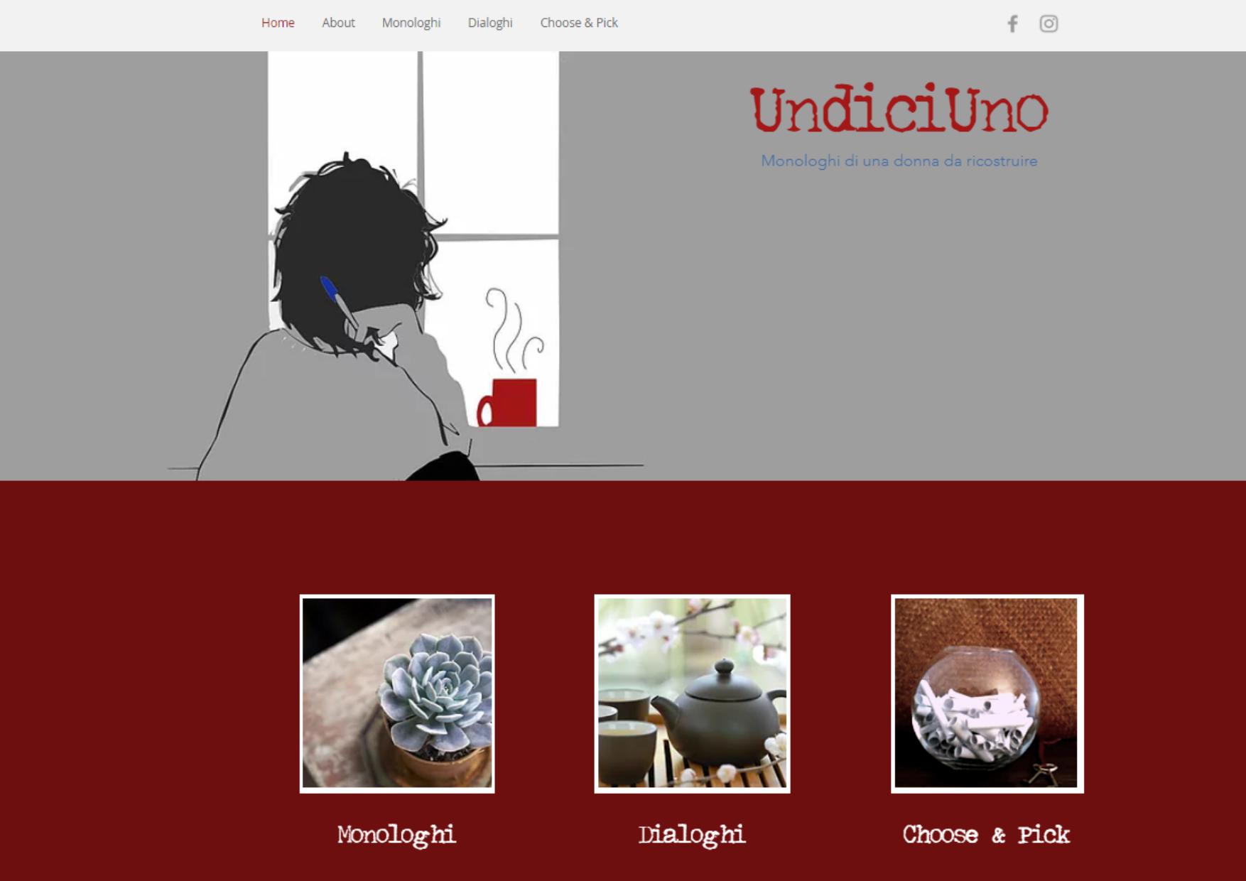 Undiciuno - blog