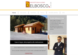 Delbosco Casa - Architettura in legn