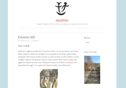 Adaphil - blog Wordpress