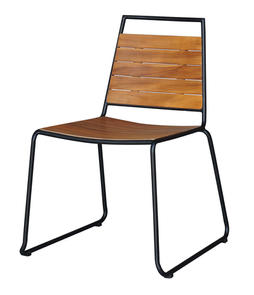 Filo Dining Chair Natural Teak
