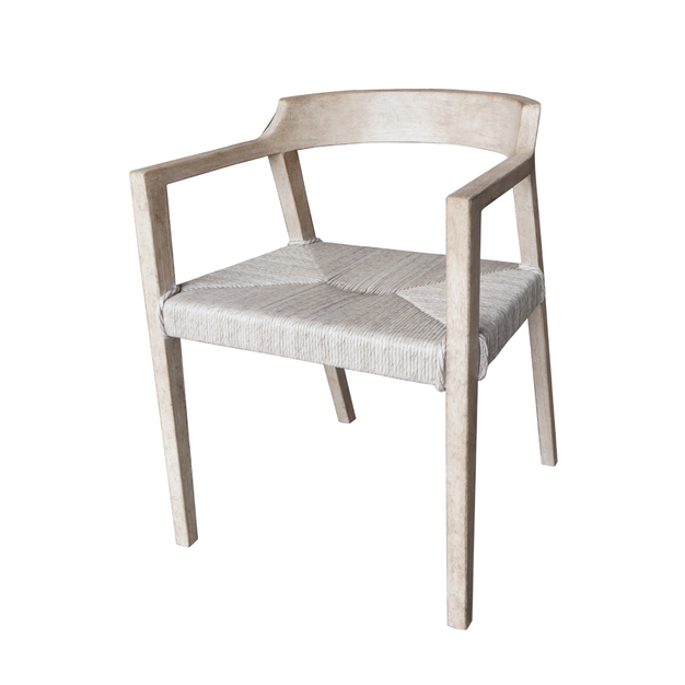 Almira Dining Chair Weathered Bisque