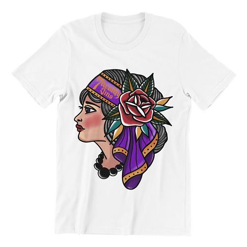 Gypsy Woman Tattoo T-shirt