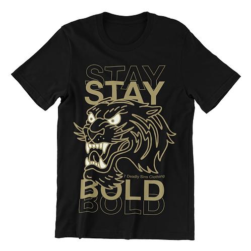 Stay Bold Tattoo T-shirt