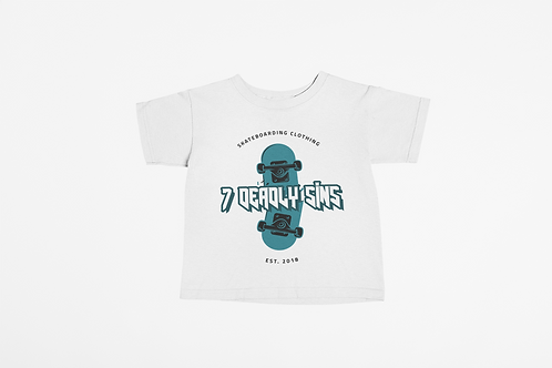 7DS Board Kids T-shirt