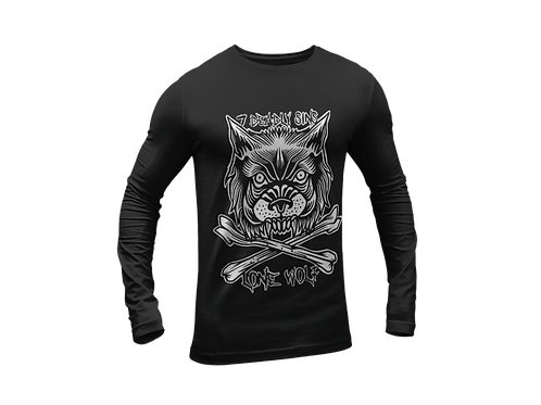 Lone Wolf Long Sleeve