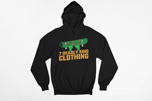 Zombie Skate Hoodie