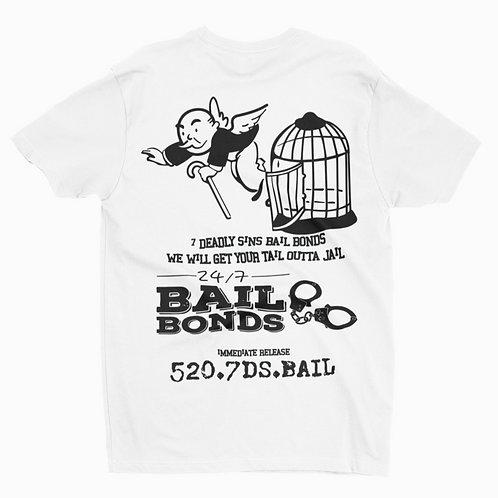 Bail Bonds Streetwear T-shirt