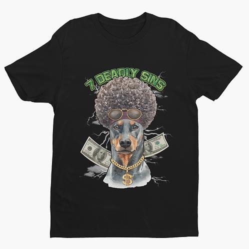 Baller Dawg Alternative Streetwear T-shirt