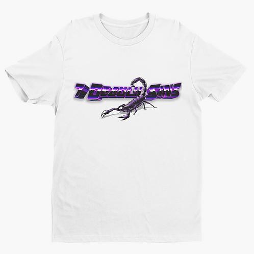 Scorpion Tattoo Alternative Streetwear T-shirt