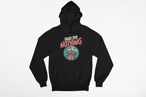 Good For Nothing Tattoo Streetwear Hoodie