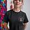 Thumbnail: All Seeing Eye Goth Tattoo T-shirt