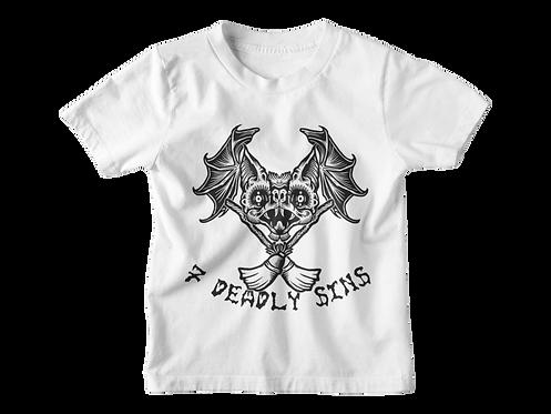 Kids Bats n Brooms T-shirt