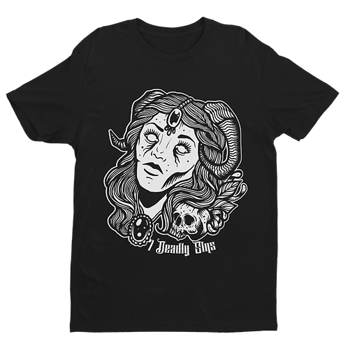 Possessed Goth T-shirt