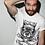 Thumbnail: Lone Wolf Tattoo T-shirt